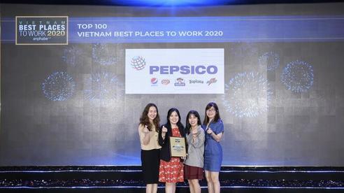 Điều gì giúp PepsiCo Foods Việt Nam là nơi làm việc hàng đầu Việt Nam nhiều năm liền?