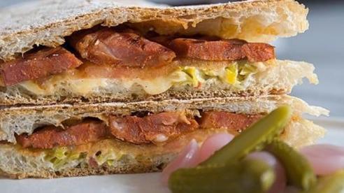 Đổi vị bữa sáng với bánh mì sandwich