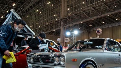 Covid-19 khiến Triển lãm Tokyo Auto Salon 2021 phải tổ chức trực tuyến