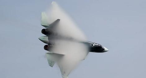 Nga triển khai vũ khí siêu vượt âm trên tiêm kích Su-57