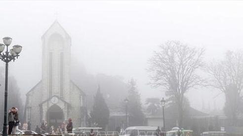 Dự báo thời tiết ngày 27/12: Miền Bắc sáng mưa nhỏ, trưa chiều trời nắng