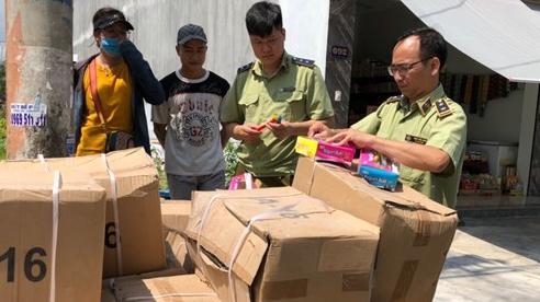 Lào Cai: Tăng cường công tác kiểm soát hàng hóa dịp cuối năm