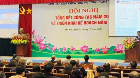 Công bố quốc tế của Viện Hàn lâm Khoa học và Công nghệ Việt Nam tăng gần 37%