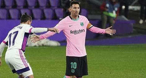 Messi: Tôi sẽ không bao giờ gia nhập đội bóng thành Madrid