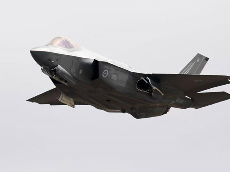 Australia triển khai phi đội máy bay tàng hình F-35A đầu tiên