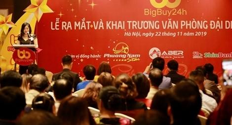 Sàn thương mại điện tử Bigbuy 24h đã chiếm đoạt 500 tỷ đồng của các 'nhà đầu tư'