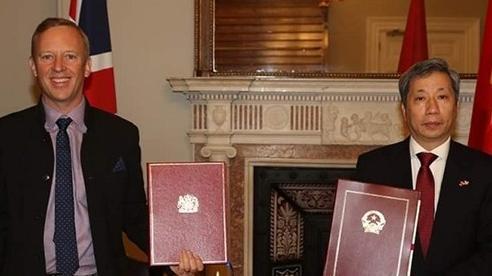 Hiệp định UKVFTA chính thức có hiệu lực từ ngày 31/12/2020
