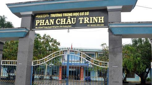 Hiệu trưởng ở Quảng Nam đột tử tại trường học