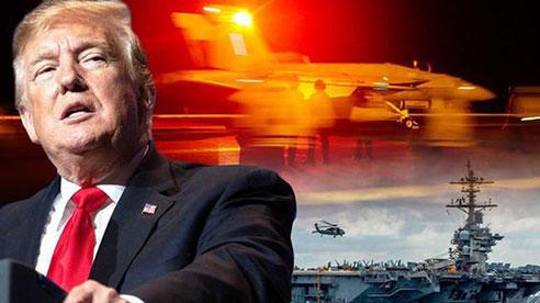 Mỹ chơi rắn với Iran để Bắc Kinh ngừng mơ tưởng về Trung Đông: Nước cờ hiểm của TT Trump