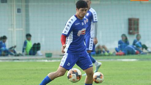 Công Phượng thể hiện kỹ năng lên bóng 'đỉnh' như Ronaldinho