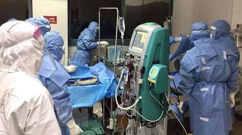 Cả nước có 7 bệnh nhân Covid-19 đang nguy kịch, nguy cơ tử vong bất cứ lúc nào