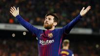 Messi rời Barca