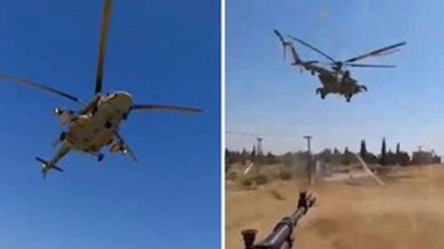 Chiến sự Syria: Nga dùng trực thăng vũ trang Mi-8 'mở đường máu', Mỹ hứng chịu thương vong