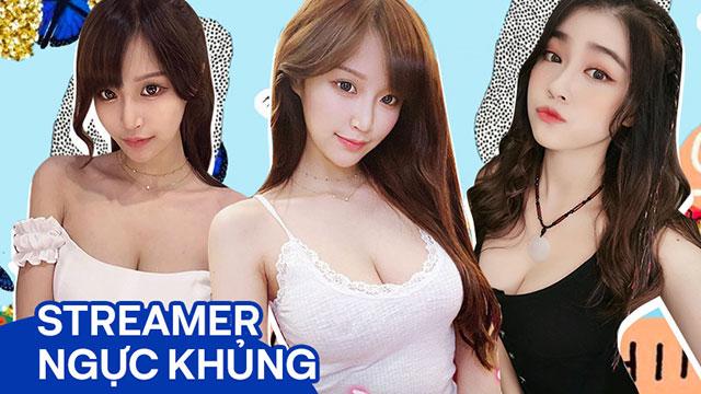 Ngắm nhan sắc những nữ streamer hot nhất Đài Loan, Hong Kong, chơi game không giỏi nhưng vòng 1 ai cũng thuộc dạng cực khủng