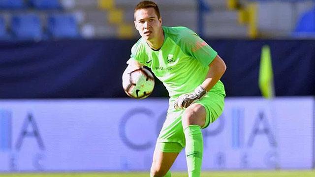 Filip Nguyễn dự bị cả trận, còn cơ hội trở về khoác áo tuyển Việt Nam