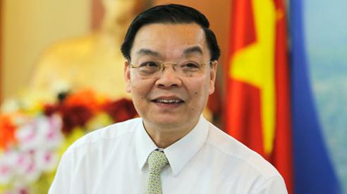 Quá trình công tác của Bộ trưởng Bộ Khoa học và Công nghệ Chu Ngọc Anh