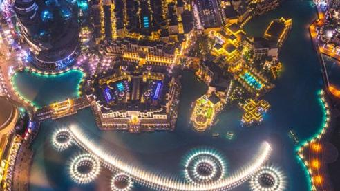 13 thành phố có cảnh đêm đẹp nhất trên thế giới