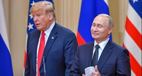 Putin-Trump điện đàm bí mật 6 tháng về vũ khí hạt nhân