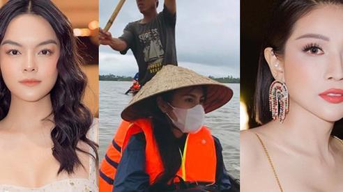 Thủy Tiên bị chỉ trích vì làm từ thiện, loạt nghệ sĩ lên tiếng bênh vực