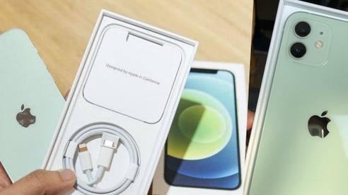 Ngắm iPhone 12 'xanh mint' đang rất được lòng iFan trên toàn thế giới