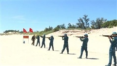 Phát triển lực lượng dân quân biển vững mạnh