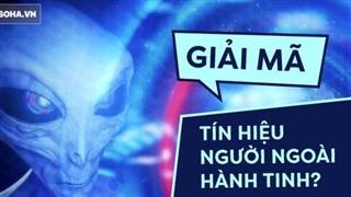 Lần đầu tiên phát hiện tín hiệu bí ẩn trong Dải Ngân hà: 'Siêu phẩm' của người ngoài hành tinh?