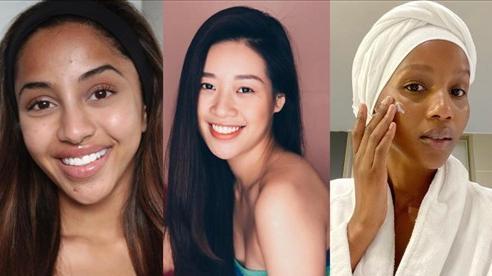 Mặt mộc của thí Miss Universe 2020, toàn cực phẩm nhưng Khánh Vân nhì thì khó có ai nhất!