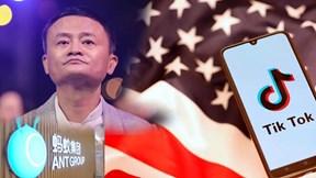 TikTok 'thoát hiểm' tại Mỹ, công ty của Jack Ma bay trăm tỷ USD