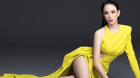 Ái Nhi khoe đường cong quyến rũ sau 'Hoa hậu Việt Nam 2020'