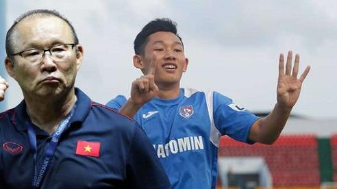 Ngôi sao mới 'mong manh' của bóng đá Việt sẽ lột xác thành chiến binh nhờ thầy Park?