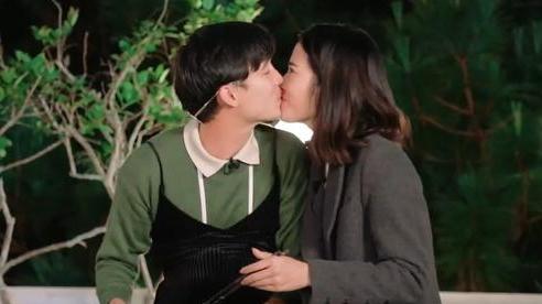 Sau 3 lần chạm môi bạn nam đồng hành, Nam Em tiếp tục ngất xỉu ở nhà hoang trong show hẹn hò