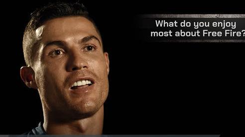 Cristiano Ronaldo: 'Tôi luôn muốn đem điều tốt nhất cho người hâm mộ, nó luôn là vậy với bóng đá còn giờ là Free Fire!'