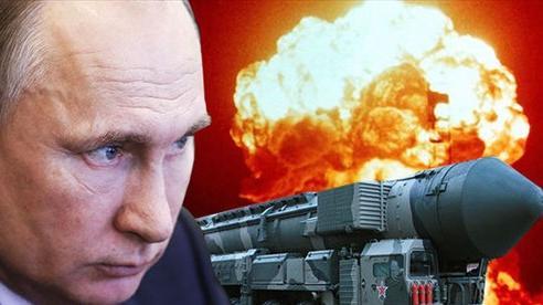 Ông Putin ấn nút hạt nhân: Nga phô diễn khoảnh khắc tận thế, hạ thông điệp sắc lạnh trước 'giờ G'