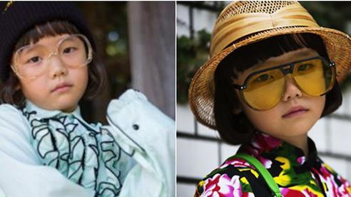 Cô bé 10 tuổi sở hữu tủ đồ hàng hiệu cực chất, được Chanel mời dự sự kiện