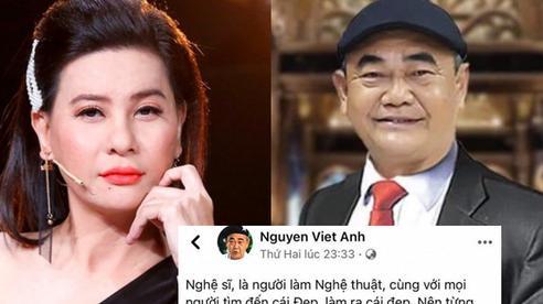 Biến căng: NS Việt Anh lên tiếng nhắc nhở đàn em nghệ sĩ sau lùm xùm gymer, Cát Phượng đăng đàn phản pháo cực gắt