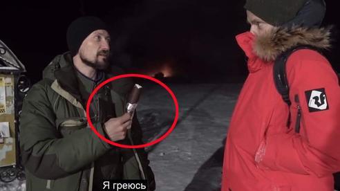 Sống trong mùa đông 'tê tái' đến âm 50 độ, thanh niên Nga có cách giữ ấm cơ thể cực bá đạo đó là... ăn kem