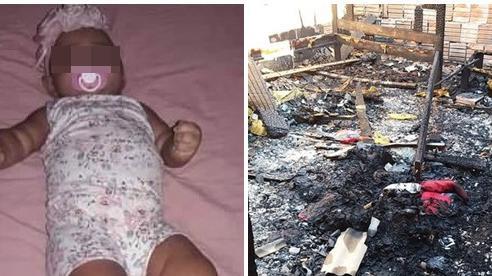 Hàng xóm bất lực đứng nhìn 3 đứa trẻ chết trong biển lửa, hiện trường tan hoang và nguồn cơn dẫn đến bi kịch càng gây căm phẫn