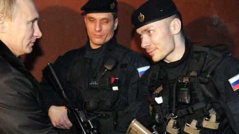 Nhận lệnh của TT Putin, đặc nhiệm FSB cơ động bất ngờ ở Armenia: Đừng dại chọc 'gấu Nga'!