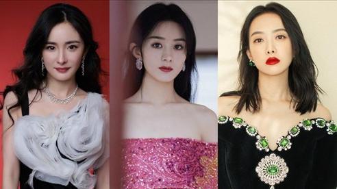 Nhìn lại sự nghiệp của Dương Mịch, Tống Thiến và Triệu Lệ Dĩnh trong năm 2020