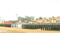 Sư đoàn Bộ binh 312 kỷ niệm 70 năm ngày thành lập