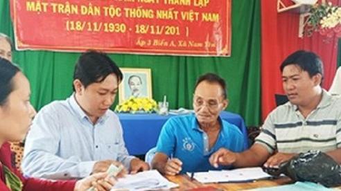 Kiên Giang: Đảm bảo tiền trợ cấp hàng tháng cho người có công, không để xảy ra tình trạng trục lợi chính sách