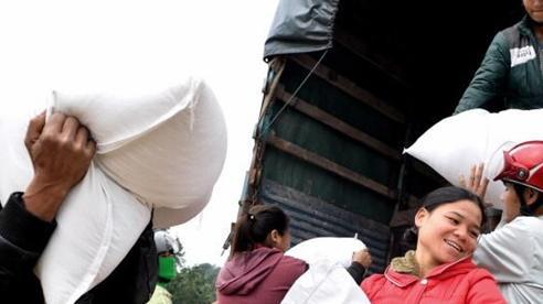 Cấp xuất gần 23 nghìn tấn gạo hỗ trợ người dân bị ảnh hưởng bởi thiên tai