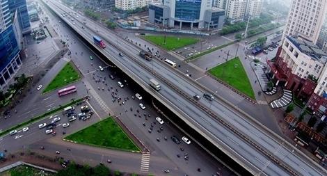 Hà Nội sẽ triển khai 7 công trình đường vành đai