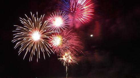 Đồng Tháp: Bắn pháo hoa ở 3 thành phố dịp Tết Tân Sửu 2021