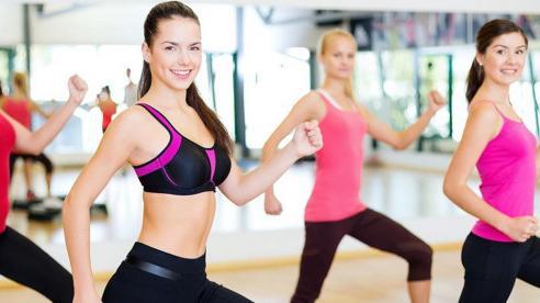 4 môn thể dục đốt cháy nhiều mỡ thừa hơn chạy bộ