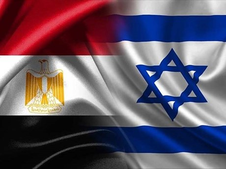 Israel và Ai Cập phối hợp khôi phục tiến trình hòa bình Trung Đông