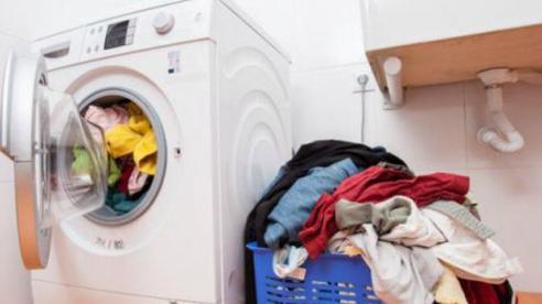 Mẹo dùng máy giặt giúp tiết kiệm điện, nước