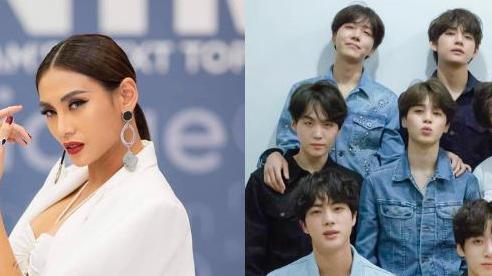 Võ Hoàng Yến thẳng thắn nói 'BTS không phải gout chị': Bất ngờ được ARMY bênh vực, netizen còn khen ngợi vì thẳng thắn!