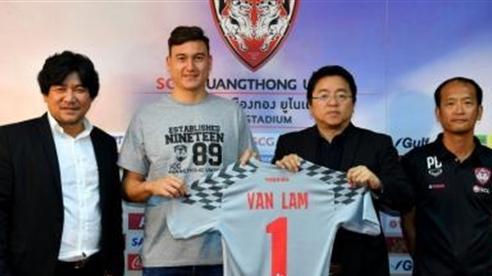Lùm xùm Văn Lâm rời Muangthong United: Vết xe cũ...