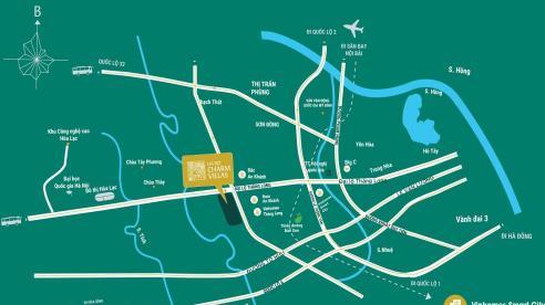Bất động sản phía Tây Hà Nội thu hút giới nhà giàu